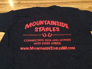 Mountainside Stables TShirt